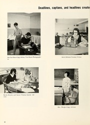 Page 44, 1966 Edition, Summitville High School - Oak Leaves Yearbook (Summitville, IN) online yearbook collection