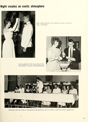 Page 55, 1966 Edition, Summitville High School - Oak Leaves Yearbook (Summitville, IN) online yearbook collection
