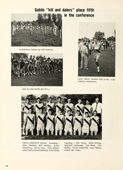 Page 70, 1966 Edition, Summitville High School - Oak Leaves Yearbook (Summitville, IN) online yearbook collection