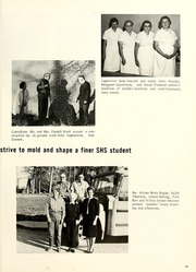 Summitville High School - Oak Leaves Yearbook (Summitville, IN) online yearbook collection, 1966 Edition, Page 83