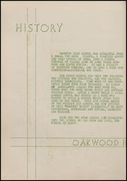 Page 12, 1938 Edition, Auglaize Brown High School - Oakleaf Yearbook (Oakwood, OH) online yearbook collection