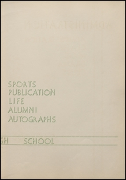 Page 15, 1938 Edition, Auglaize Brown High School - Oakleaf Yearbook (Oakwood, OH) online yearbook collection