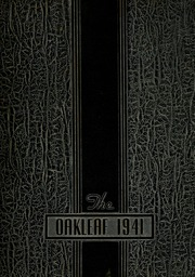 1941 Edition, Auglaize Brown High School - Oakleaf Yearbook (Oakwood, OH)