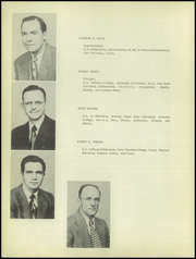 Page 10, 1951 Edition, Auglaize Brown High School - Oakleaf Yearbook (Oakwood, OH) online yearbook collection