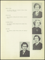 Page 11, 1951 Edition, Auglaize Brown High School - Oakleaf Yearbook (Oakwood, OH) online yearbook collection