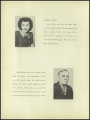 Page 12, 1951 Edition, Auglaize Brown High School - Oakleaf Yearbook (Oakwood, OH) online yearbook collection