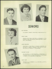 Page 14, 1951 Edition, Auglaize Brown High School - Oakleaf Yearbook (Oakwood, OH) online yearbook collection