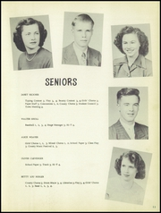 Page 15, 1951 Edition, Auglaize Brown High School - Oakleaf Yearbook (Oakwood, OH) online yearbook collection