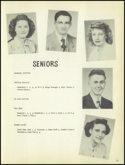 Page 17, 1951 Edition, Auglaize Brown High School - Oakleaf Yearbook (Oakwood, OH) online yearbook collection
