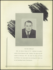 Page 7, 1951 Edition, Auglaize Brown High School - Oakleaf Yearbook (Oakwood, OH) online yearbook collection