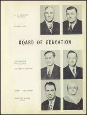Page 9, 1951 Edition, Auglaize Brown High School - Oakleaf Yearbook (Oakwood, OH) online yearbook collection