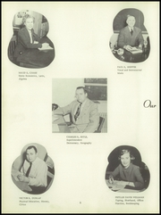 Page 10, 1953 Edition, Auglaize Brown High School - Oakleaf Yearbook (Oakwood, OH) online yearbook collection