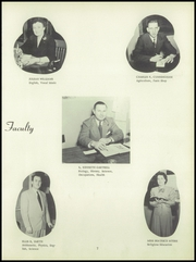 Page 11, 1953 Edition, Auglaize Brown High School - Oakleaf Yearbook (Oakwood, OH) online yearbook collection