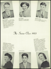 Page 17, 1953 Edition, Auglaize Brown High School - Oakleaf Yearbook (Oakwood, OH) online yearbook collection