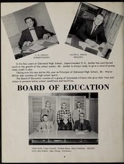 Page 10, 1959 Edition, Auglaize Brown High School - Oakleaf Yearbook (Oakwood, OH) online yearbook collection