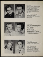 Page 16, 1959 Edition, Auglaize Brown High School - Oakleaf Yearbook (Oakwood, OH) online yearbook collection