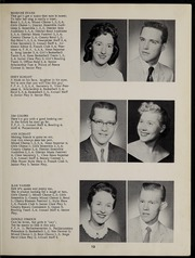 Page 17, 1959 Edition, Auglaize Brown High School - Oakleaf Yearbook (Oakwood, OH) online yearbook collection