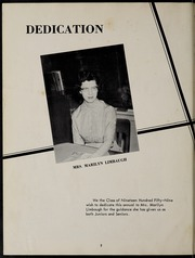 Page 6, 1959 Edition, Auglaize Brown High School - Oakleaf Yearbook (Oakwood, OH) online yearbook collection