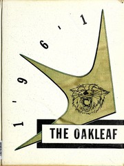 1961 Edition, Auglaize Brown High School - Oakleaf Yearbook (Oakwood, OH)