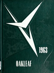 1963 Edition, Auglaize Brown High School - Oakleaf Yearbook (Oakwood, OH)
