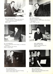 Page 12, 1963 Edition, Auglaize Brown High School - Oakleaf Yearbook (Oakwood, OH) online yearbook collection