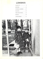 Page 7, 1963 Edition, Auglaize Brown High School - Oakleaf Yearbook (Oakwood, OH) online yearbook collection