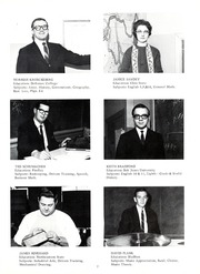 Page 11, 1967 Edition, Auglaize Brown High School - Oakleaf Yearbook (Oakwood, OH) online yearbook collection