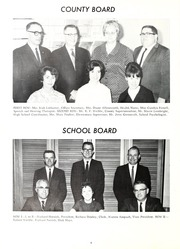 Page 8, 1967 Edition, Auglaize Brown High School - Oakleaf Yearbook (Oakwood, OH) online yearbook collection
