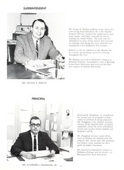 Page 9, 1967 Edition, Auglaize Brown High School - Oakleaf Yearbook (Oakwood, OH) online yearbook collection