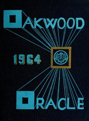 Page 1, 1964 Edition, Oakwood Collegiate Institute - Oracle Yearbook (Toronto Ontario, Canada) online yearbook collection
