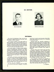 Page 14, 1964 Edition, Oakwood Collegiate Institute - Oracle Yearbook (Toronto Ontario, Canada) online yearbook collection