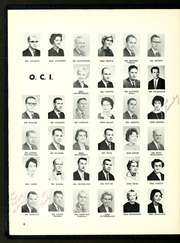 Page 8, 1964 Edition, Oakwood Collegiate Institute - Oracle Yearbook (Toronto Ontario, Canada) online yearbook collection