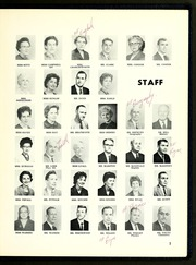 Page 9, 1964 Edition, Oakwood Collegiate Institute - Oracle Yearbook (Toronto Ontario, Canada) online yearbook collection