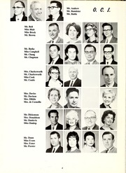 Page 8, 1966 Edition, Oakwood Collegiate Institute - Oracle Yearbook (Toronto Ontario, Canada) online yearbook collection