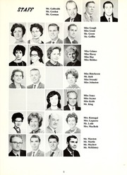 Page 9, 1966 Edition, Oakwood Collegiate Institute - Oracle Yearbook (Toronto Ontario, Canada) online yearbook collection