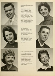 Page 15, 1961 Edition, Morocco High School - Occorom Yearbook (Morocco, IN) online yearbook collection