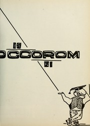 Page 5, 1961 Edition, Morocco High School - Occorom Yearbook (Morocco, IN) online yearbook collection