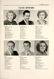 Page 17, 1948 Edition, Ohio City Liberty High School - O Citian Yearbook (Ohio City, OH) online yearbook collection