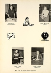 Page 12, 1954 Edition, Ohio City Liberty High School - O Citian Yearbook (Ohio City, OH) online yearbook collection