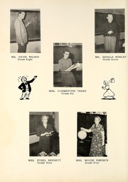 Page 14, 1954 Edition, Ohio City Liberty High School - O Citian Yearbook (Ohio City, OH) online yearbook collection