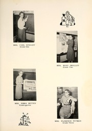Page 15, 1954 Edition, Ohio City Liberty High School - O Citian Yearbook (Ohio City, OH) online yearbook collection