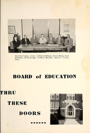 Page 9, 1954 Edition, Ohio City Liberty High School - O Citian Yearbook (Ohio City, OH) online yearbook collection