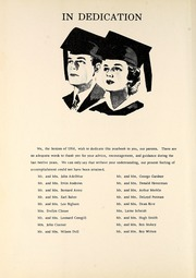 Page 6, 1956 Edition, Ohio City Liberty High School - O Citian Yearbook (Ohio City, OH) online yearbook collection