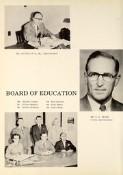 Page 8, 1956 Edition, Ohio City Liberty High School - O Citian Yearbook (Ohio City, OH) online yearbook collection