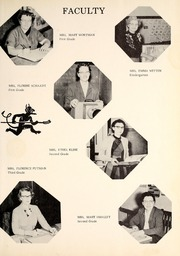 Page 9, 1956 Edition, Ohio City Liberty High School - O Citian Yearbook (Ohio City, OH) online yearbook collection