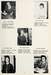 Page 13, 1964 Edition, Ohio City Liberty High School - O Citian Yearbook (Ohio City, OH) online yearbook collection
