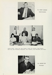 Page 8, 1964 Edition, Ohio City Liberty High School - O Citian Yearbook (Ohio City, OH) online yearbook collection