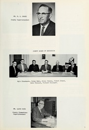 Page 9, 1964 Edition, Ohio City Liberty High School - O Citian Yearbook (Ohio City, OH) online yearbook collection