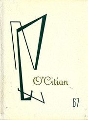 1967 Edition, Ohio City Liberty High School - O Citian Yearbook (Ohio City, OH)