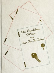 Page 1, 1988 Edition, Ohio City Liberty High School - O Citian Yearbook (Ohio City, OH) online yearbook collection